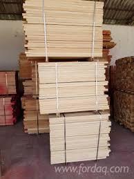 Steamed Beech Lumber