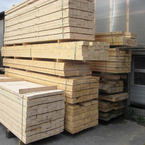 Spruce Edged Lumber kd