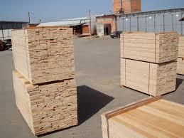 Ash Edged Lumber KD