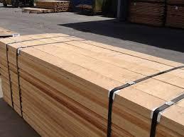 Oak edged Lumber, KD