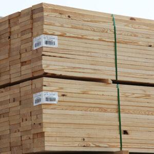 Pine Edged Lumber AB Grade